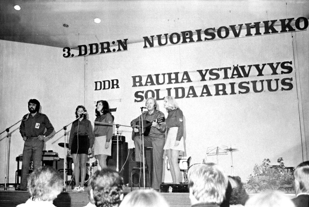 Länsi-Saksan tiedustelupalvelu BND halusi urkkia Crypto-viesteistä, miten Suomen kanta DDR:n tunnustamiseen kehittyi.