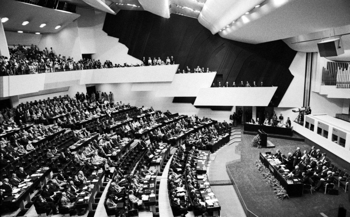 Suomen 1975 järjestämään Ety-kokouksen valmisteluun liittyvä viestiliikenne kiinnosti suuresti CIA:ta. Ohjailiko Neuvostoliitto valmisteluja?