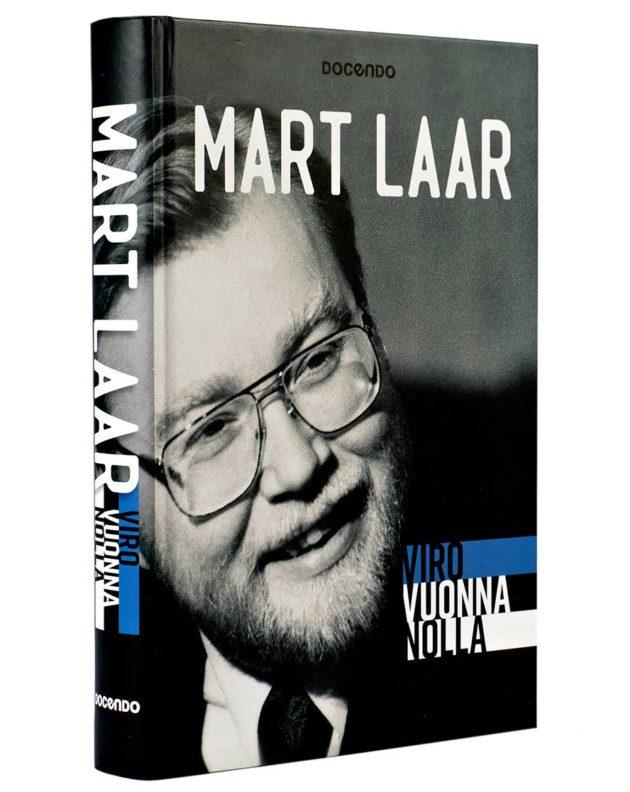 Mart Laar: Viro vuonna nolla. Suom. Petteri Aarnos. 392 s. Docendo, 2019.