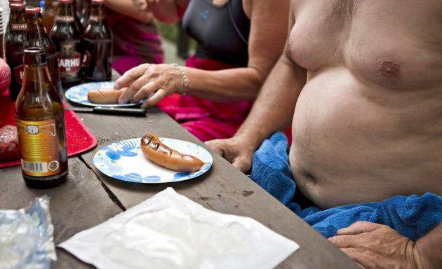Suomessa ylipainoisia on enemmän kuin maailmassa keskimäärin.