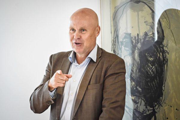 Antti Palola sai viime vuonna avauksestaan moitteita muun muassa SAK:sta.