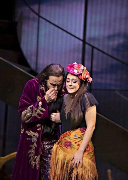 Tuomas Pursio on itsekeskeinen Don Giovanni.
