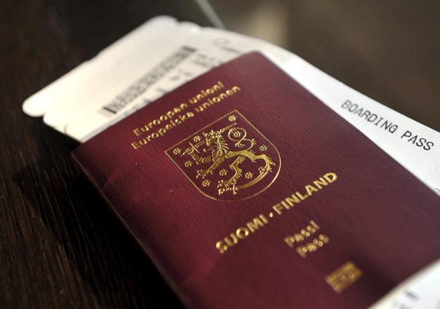 Passi. Kuvituskuva.