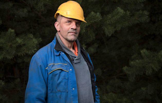 Georg Ortmann aloitti kaivostyöt 15-vuotiaana.