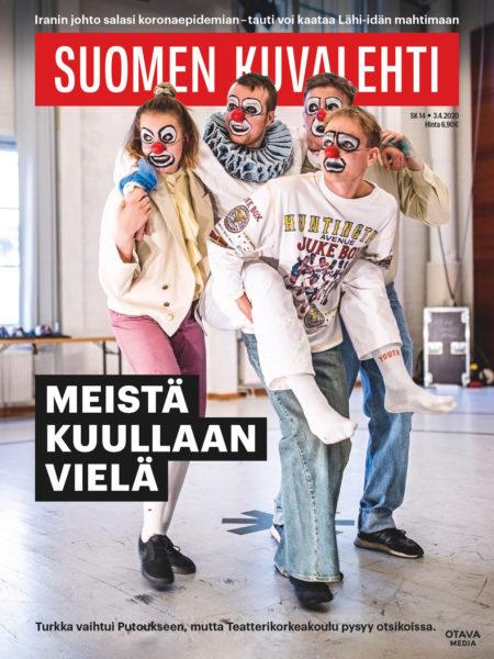 Viikon lehti 14/2020 - kansi