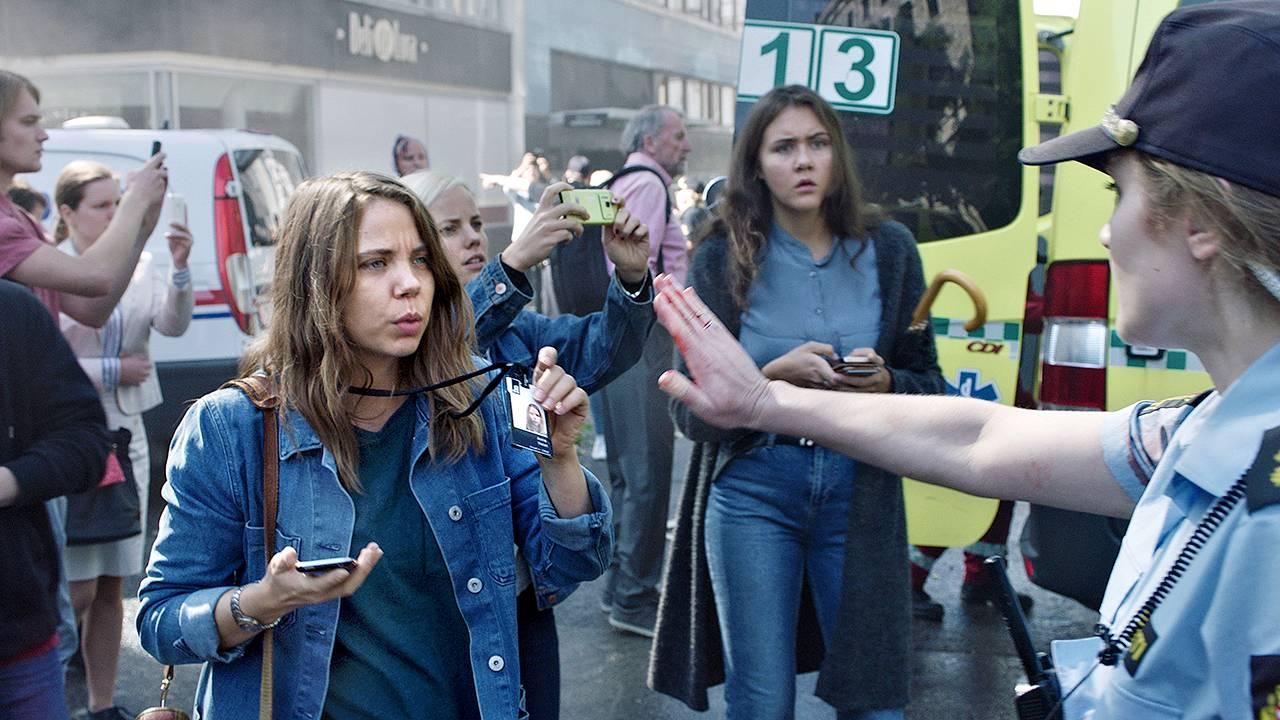 Alexandra Gjerpen on toimittaja Anine Welsh.
