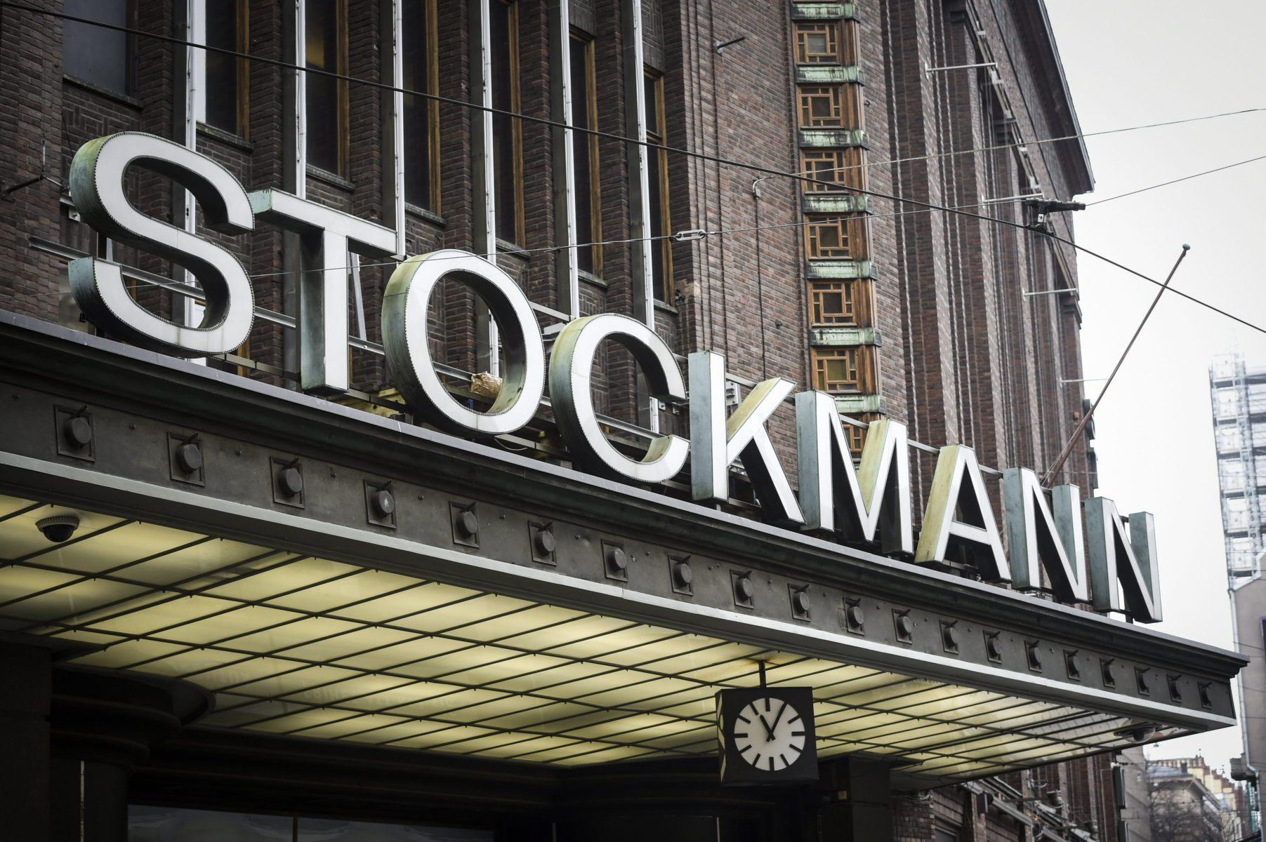 Stockmannin tavaratalo on Helsingin keskustan maamerkkejä.