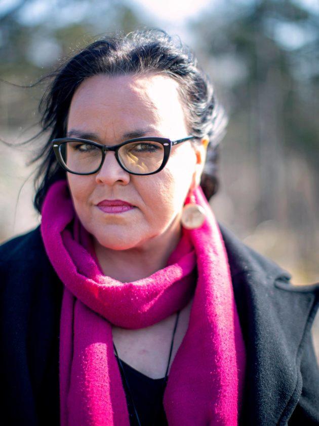 """Kaisa Pylkkänen määrittelee itsensä """"ammattituohtujaksi""""."""