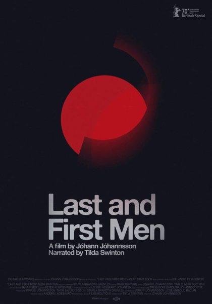 Jóhann Jóhannsson: Last and First Men. Bluray ja cd. Deutsche Grammophon, 2020.