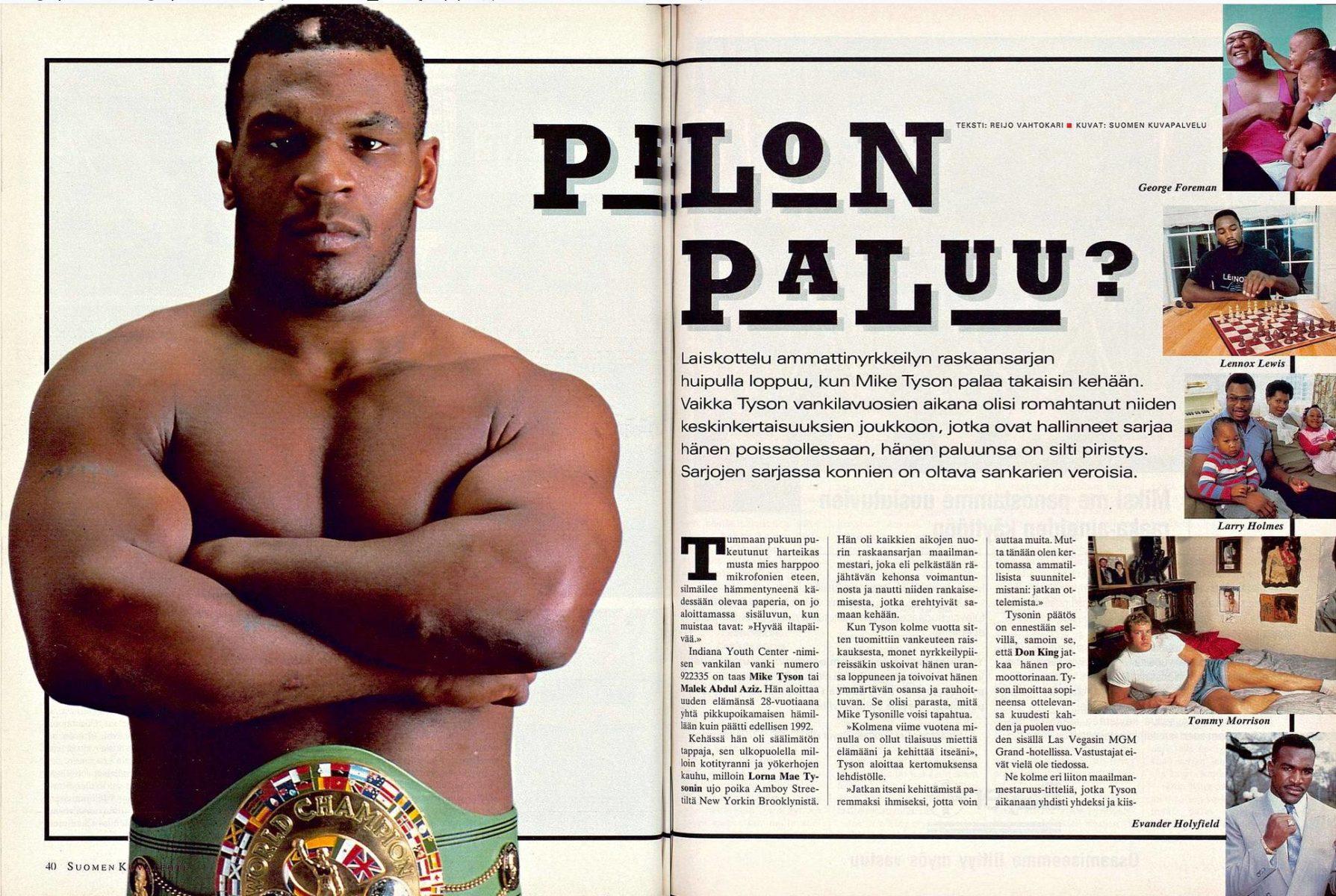 "SK 15/1995 (13.4.1995) Reijo Vahtokari: ""Pelon paluu?"""
