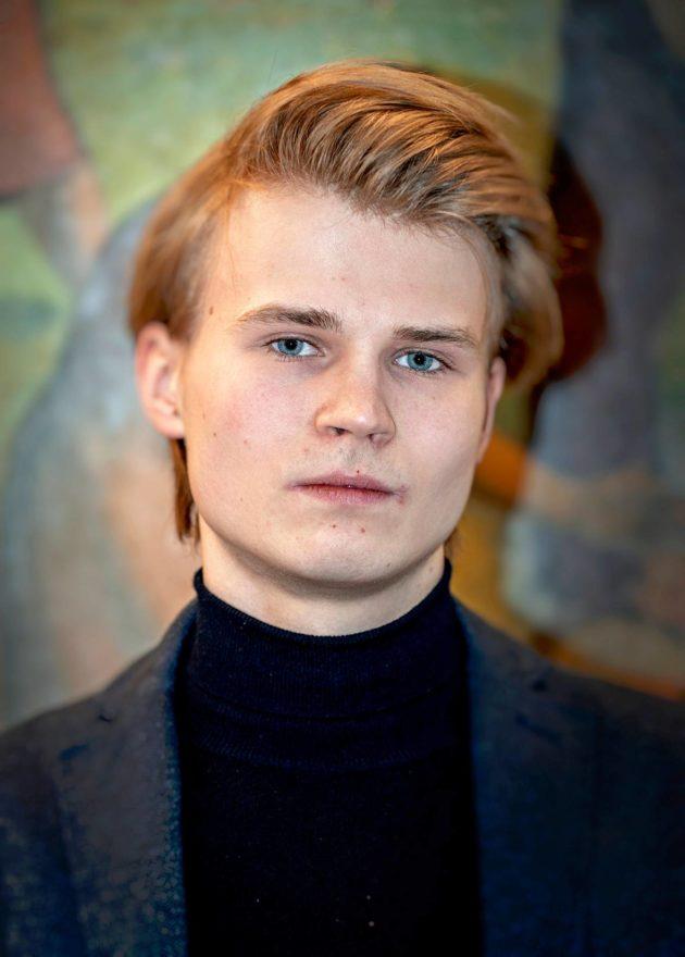 Pyry Vaismaa Kalevan lukiosta Tampereelta.