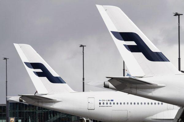 Finnair on kaavaillut reittiverkostonsa supistamista kotimaassa.