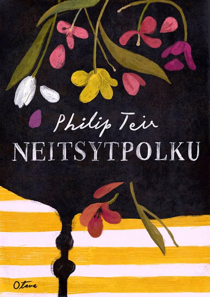 Philip Teir: Neitsytpolku. Suom. Jaana Nikula. 221 s. Otava, 2020.