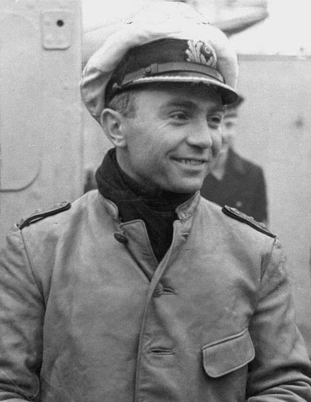 Günther Prien vuonna 1940.