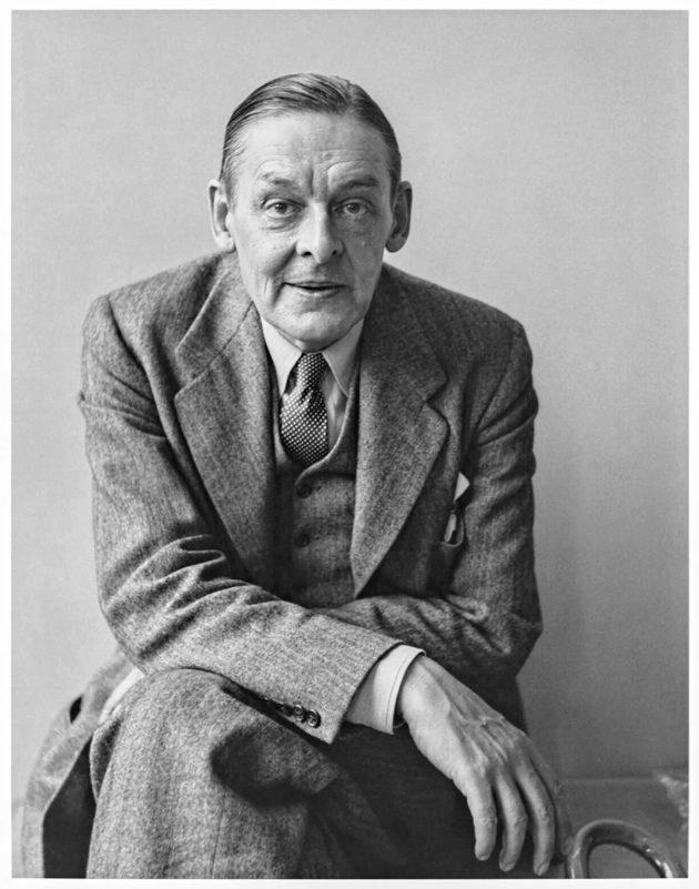 T.S. Eliot.