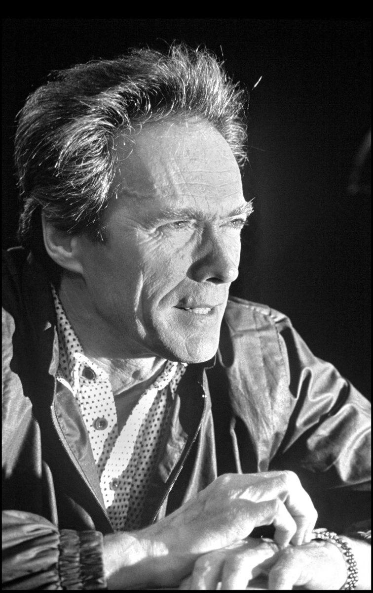 Clint Eastwood vuonna 1985.