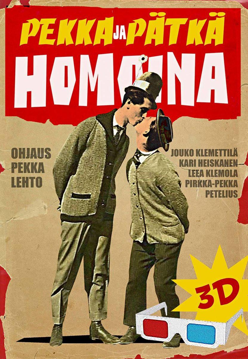 Pekka Ja Pätkä Homoina