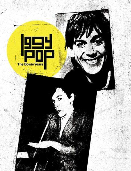 Iggy Pop: The Bowie Years. 7 cd:tä. UMC.