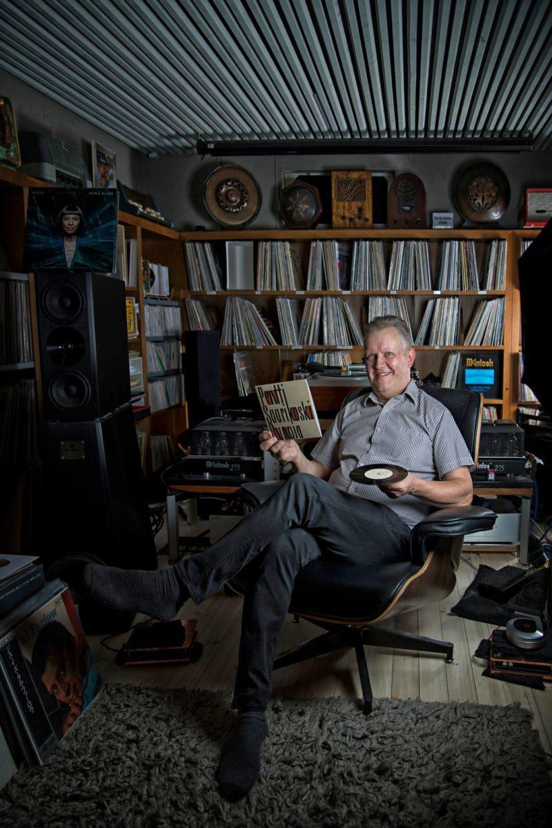 Kai Ekholm toimi pitkään Kansalliskirjaston ylikirjastonhoitajana.