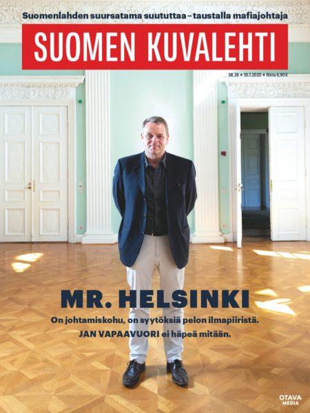 Viikon lehti 28/2020 - kansi
