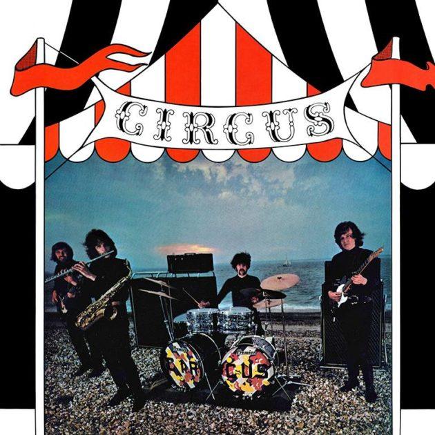 Circus (1969) julkaistiin uudelleen Mondo Svart -sarjassa.