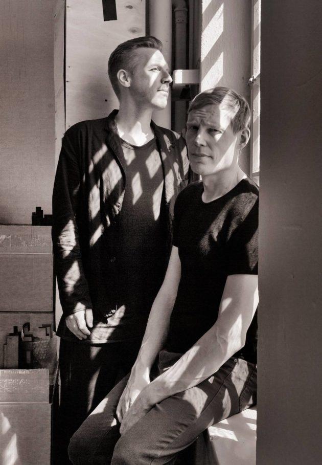 Patrick Söderlund (vas.) ja Visa Suonpää ovat IC-98.
