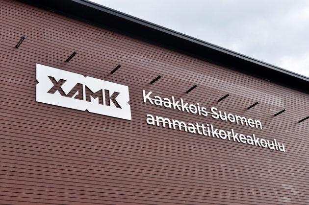 Kaakkois-Suomen ammattikorkeakoulu. Kuvituskuva.