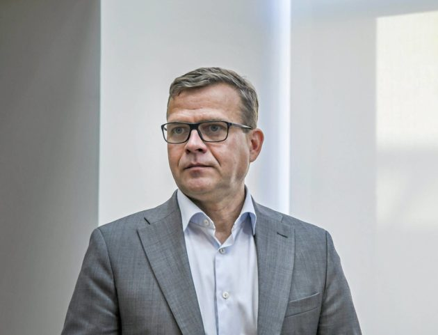Petteri Orpo on saamassa jatkokauden kokoomusjohdossa.