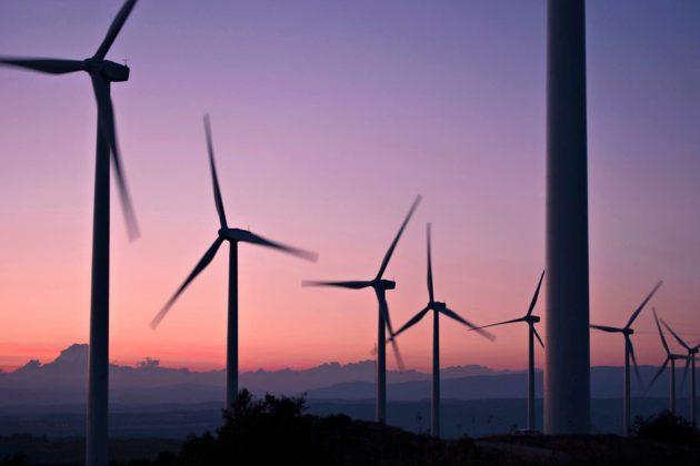 Tuulivoima yleistyy voimakkaasti eri puolilla maailmaa.