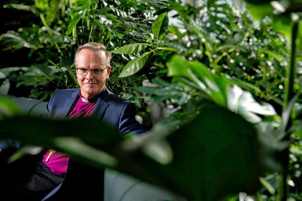 Arkkipiispa Tapio Luoma pitää paikallisseurakuntien tukemista tärkeänä pandemian aikana.
