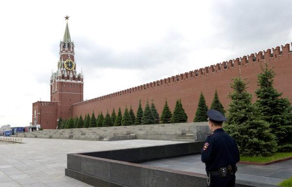 Kreml. Kuvituskuva.