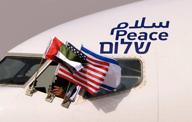 Israelin ja Arabiemiraattien yllätyssopu on vasta alkua ...