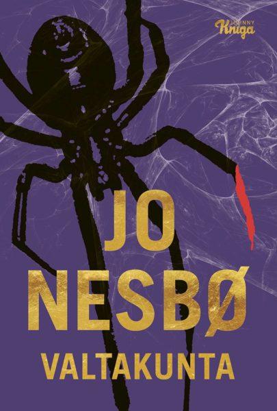 Valtakunta on Jo Nesbøn 18. romaani.