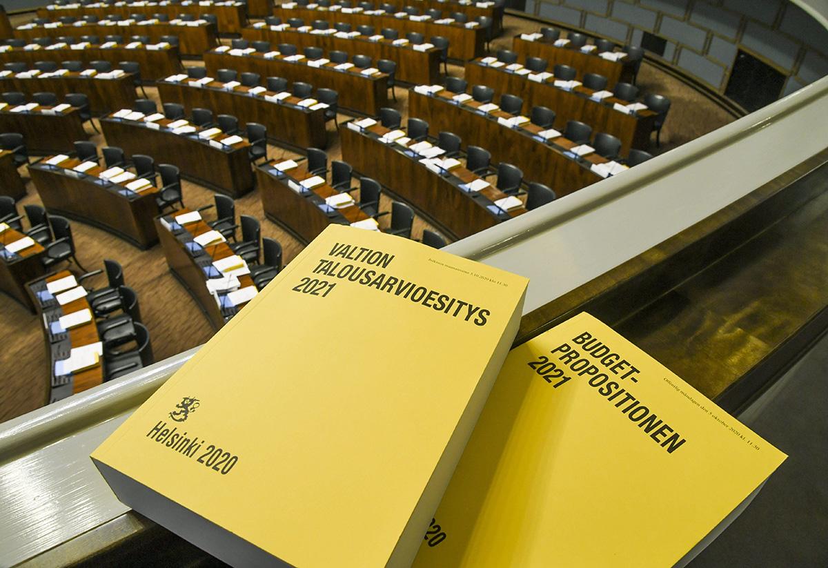 Suomen Valtion Budjetti 2021