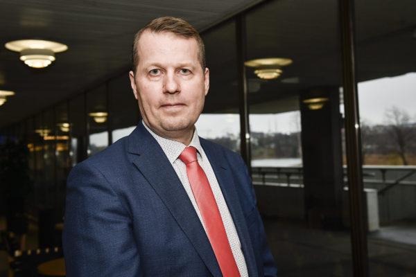Medialiiton toimitusjohtaja Jukka Holmberg.