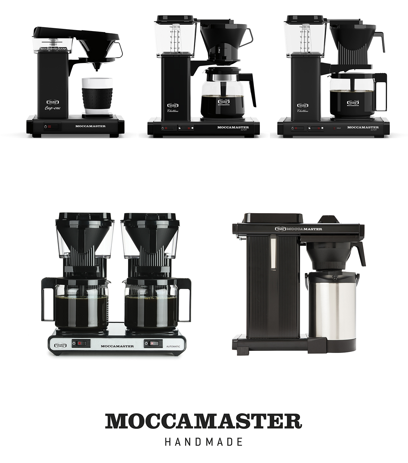 Moccamaster Ohje