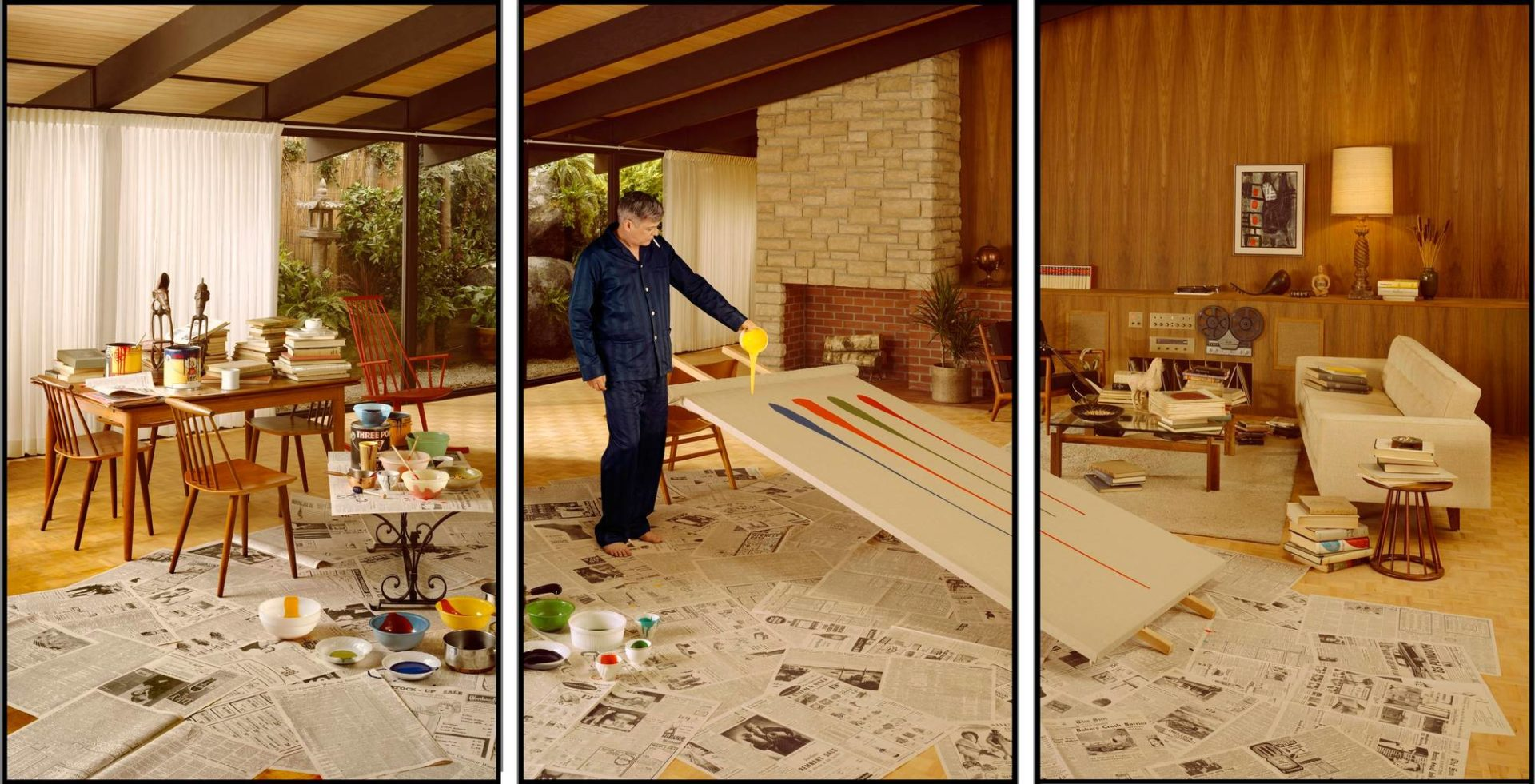 Rodney Graham, Lahjakas amatööri, 10. marraskuuta, 1962 (2007).