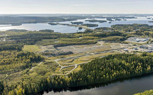 Finnpulp Oy on suunnitellut biotuotetehdasta Kuopion Sorsasalon teollisuusalueelle.