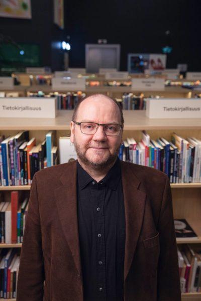 Vesa Heikkinen.