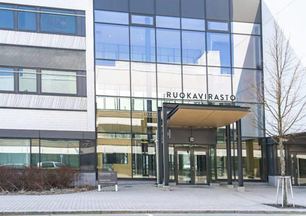 Ruokavirastolla on iso toimipaikka Helsingin Viikissä (kuvassa), mutta pääkonttori sijaitsee Seinäjoella.