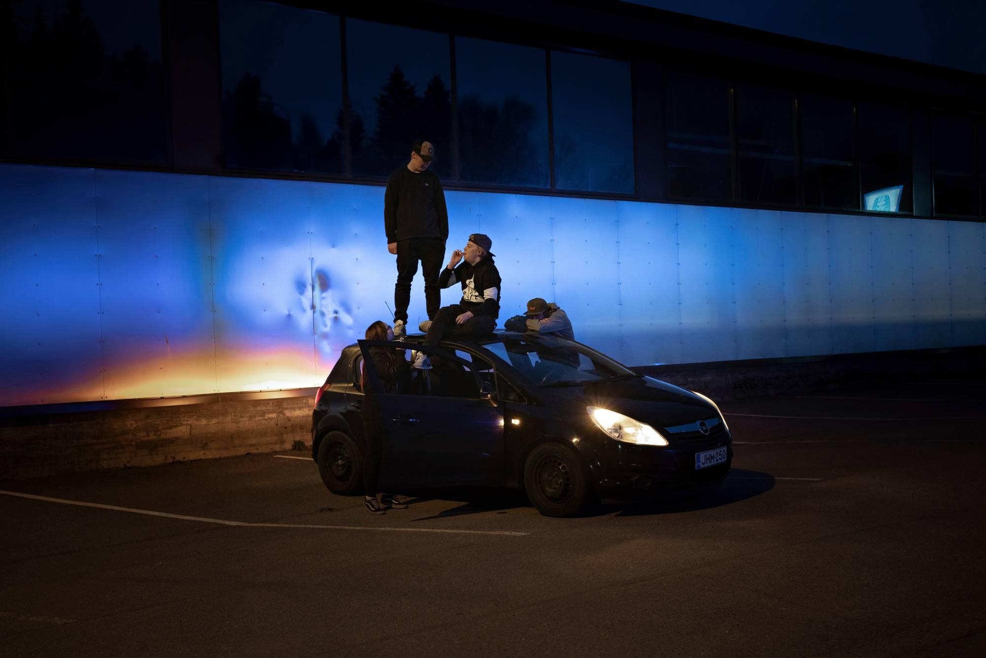Valokuvaaja: Ville Maali.
