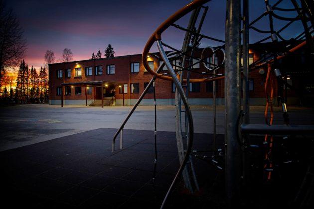 Kytöpuiston koulu on 400 oppilaan alakoulu Itä-Vantaalla.