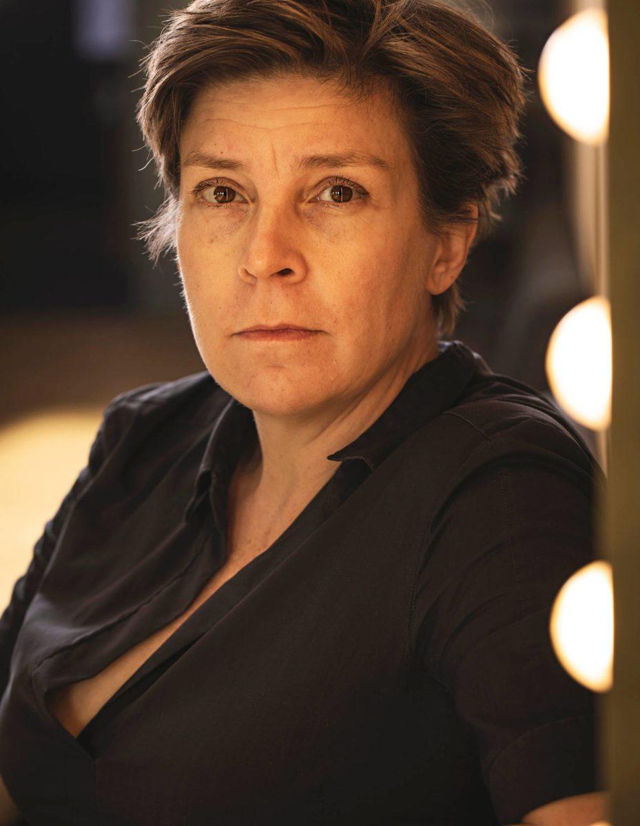 Tuottaja on mahdollistaja elokuvanteon jokaisella tasolla, Miia Haavisto sanoo.