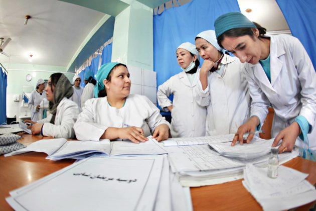 Afganistanin rahoitus haluttaisiin sitoa naisten aseman ja koulutuksen edistämiseen.
