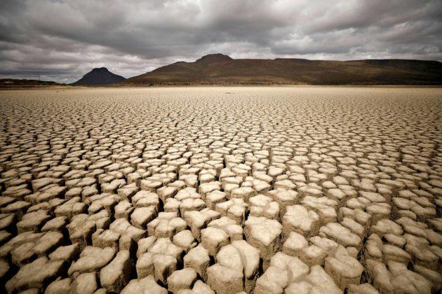 Etelä-Afrikassa on kärsitty vakavasta kuivuudesta.