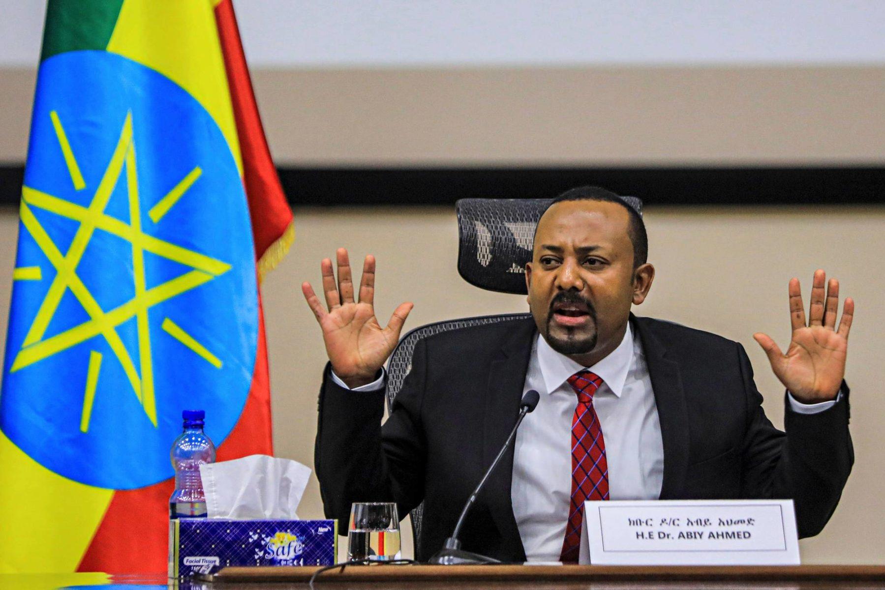 Etiopian pääministeri Abiy Ahmed Alin ripeä uudistusohjelma tyssäsi sisäisiin levottomuuksiin.