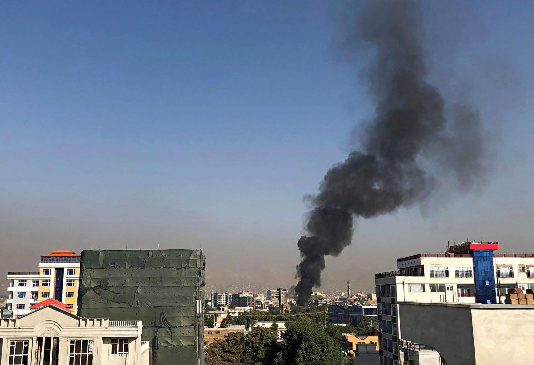 Afganistanin pääkaupungissa Kabulissa nähdään tuhoisia pommi-iskuja lähes päivittäin.