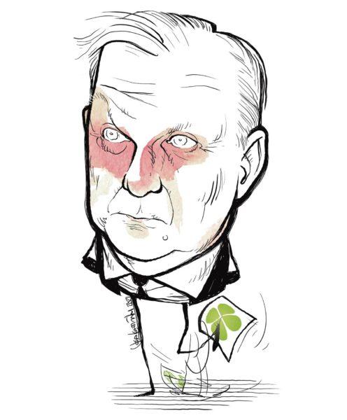 Rehn. Vieroitusoireita.