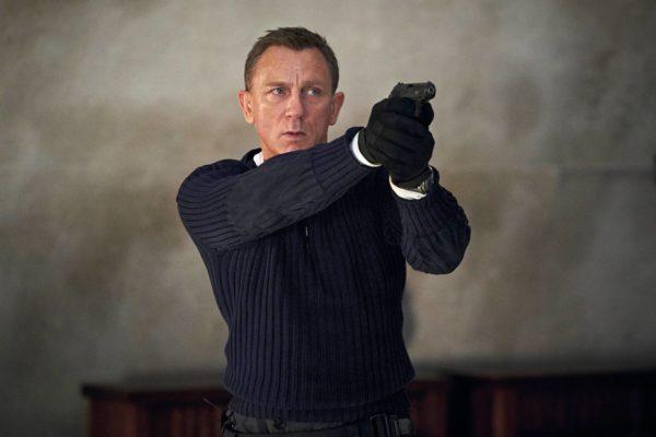 Daniel Craig esittää James Bondia elokuvassa No Time to Die.