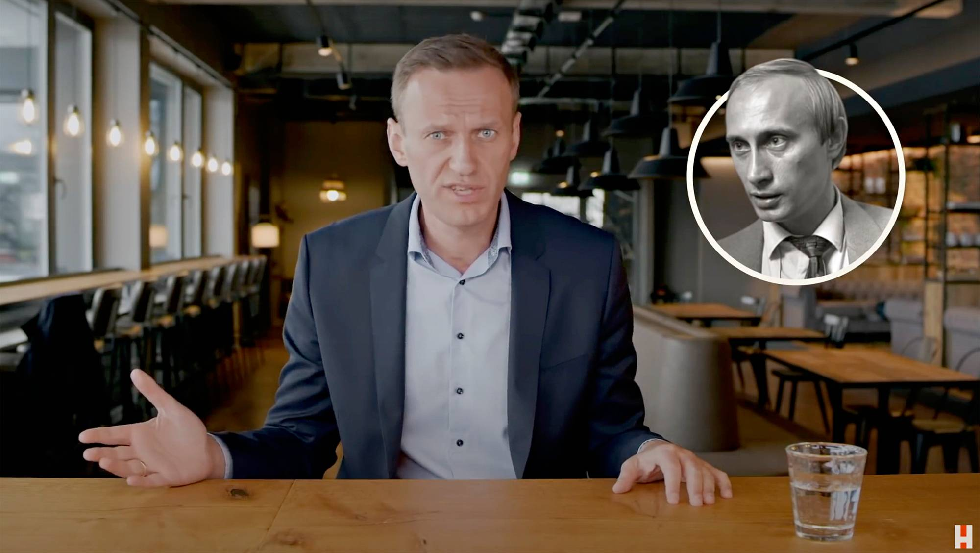 Palatsi Putinille–suurimman lahjuksen historia -dokumentti julkaistiin 19. tammikuuta Navalnyin jo ollessa esitutkintavankeudessa.
